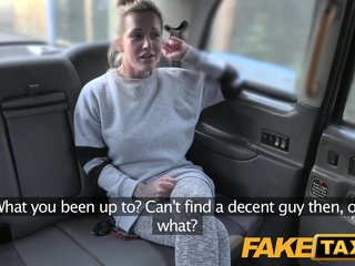 FakeTaxi Horny local gets deep anal fucking